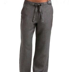 NEW linen the island company men's pant small